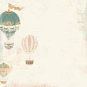 Take Me Away Paper - Simple Vintage Traveler - Simple Stories - PRE ORDER