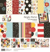 Say Cheese 4 Collection Kit - Simple Stories