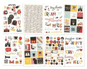 Say Cheese 4 4x6 Sticker Sheets - Simple Stories