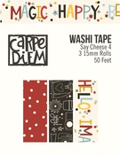 Say Cheese 4 Washi Tape - Simple Stories