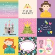4x4 Elements Paper - Little Princess - Simple Stories - PRE ORDER