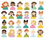 Princess Bits & Pieces - Simple Stories - PRE ORDER