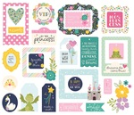 Little Princess Tags & Frames - Simple Stories