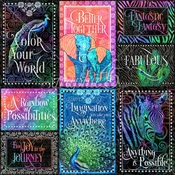 Awaken to Adventure Paper - Kaleidoscope - Graphic 45 - PRE ORDER