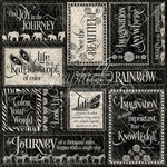 Flamboyant Odyssey Paper - Kaleidoscope - Graphic 45