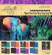 Kaleidoscope 12x12 Collection Pack - Graphic 45 - PRE ORDER