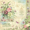 Bloom Paper - Bloom - Graphic 45