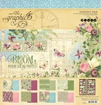 Bloom 12x12 Collection Pack - Graphic 45