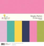 Little Princess Simple Basics Kit - Simple Stories - PRE ORDER