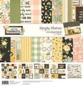 Spring Farmhouse Collection Kit - Simple Stories