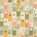 Welcome Home Paper - Spring Farmhouse - Simple Stories