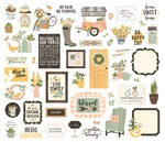 Spring Farmhouse Bits & Pieces - Simple Stories