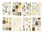 Spring Farmhouse Sticker Sheets - Simple Stories