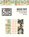 Spring Farmhouse Washi Tape - Simple Stories