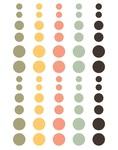 Spring Farmhouse Enamel Dots - Simple Stories