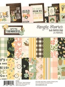 Spring Farmhouse 6x8 Pad - Simple Stories
