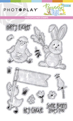 Bunny Trail Element Stamps