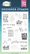 Be A Mermaid Stamp Set - Echo Park