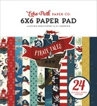 Pirate Tales 6x6 Paper Pad - Echo Park