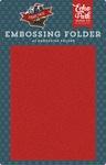 Embossing Folder Pirate Spots - Echo Park