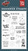 Land Ho Stamp Set - Echo Park