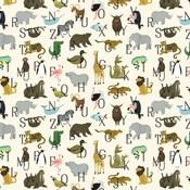 Zoo Letters Paper - Animal Safari - Echo Park