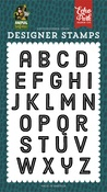 Zoo Day Alphabet Stamp - Echo Park