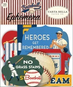 Baseball Ephemera - Carta Bella