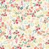 Flower Market Floral Paper - Flower Market - Carta Bella
