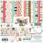 Flower Market Collection Kit - Carta Bella