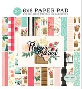 Flower Market 6x6 Paper Pad - Carta Bella