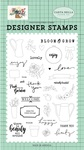 Beauty All Around Stamp - Carta Bella