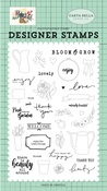 Beauty All Around Stamp - Carta Bella