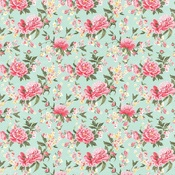 Pretty Peonies Paper - Belle Fleur - Photoplay