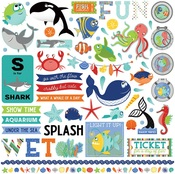 Element Sticker - Fish Tales - Photoplay