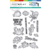 Stamp Element - Fish Tales - Photoplay