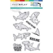 Shark Stamp - Fish Tales - Photoplay