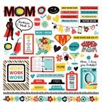 Element Sticker -  Best Mom Ever - Photoplay