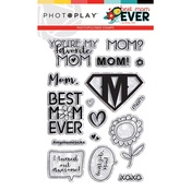 Stamp Element - Best Mom Ever - Photoplay - PRE ORDER