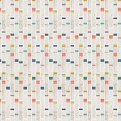 Wild Child Stripe Paper - Free Bird - Photoplay