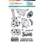 Free Bird Stamp Element - Photoplay