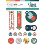 Free Bird Brads Pack - Photoplay
