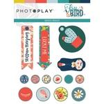 Free Bird Brads Pack - Photoplay
