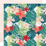 Tropic Vibes Paper - Paradise Found - KaiserCraft