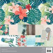 Paradise Found Paper Pack - KaiserCraft