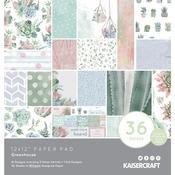 Greenhouse 12 x 12 Paper Pad - KaiserCraft