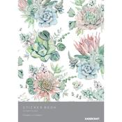 Greenhouse Sticker Book - KaiserCraft