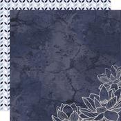 Navy Night Paper - Breathe - KaiserCraft