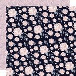Floral Twilight Paper - Breathe - KaiserCraft