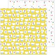 Full Of Joy Paper - Everyday Musings - Pinkfresh Studio